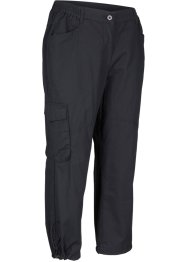 Pantaloni da trekking in cotone corti, bpc bonprix collection
