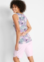 Top e shorts (set 2 pezzi), bpc bonprix collection