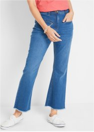 Jeans cropped flared, bpc bonprix collection