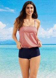 Top per tankini sostenibile, bpc bonprix collection