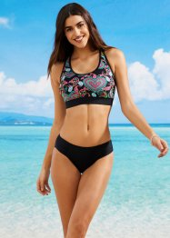Reggiseno bikini a bustier, bpc bonprix collection