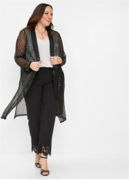 Cardigan in jersey lungo, bpc selection premium