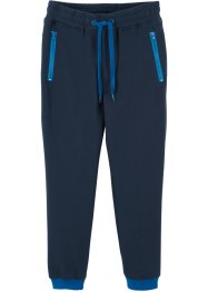 Pantaloni in felpa slim fit, bpc bonprix collection