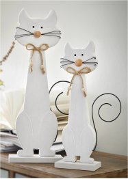 Gattini decorativi  (set 2 pezzi), bpc living bonprix collection