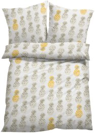Biancheria da letto con ananas, bpc living bonprix collection