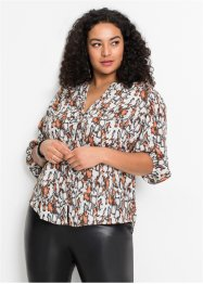 Blusa in fantasia animalier, BODYFLIRT