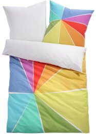 Biancheria da letto double-face con arcobaleno, bpc living bonprix collection