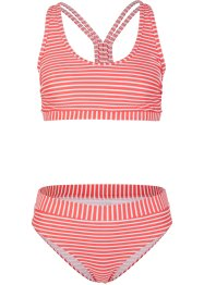 Bikini a bustier (set 2 pezzi), bpc bonprix collection