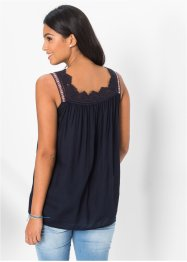 Top con pizzo, BODYFLIRT