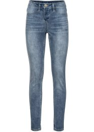 Jeans skinny leopardati double face, BODYFLIRT boutique