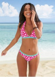 Bikini reversibile all'americana (set 2 pezzi), bpc bonprix collection