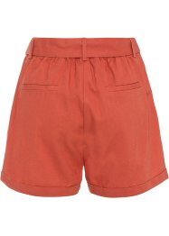Shorts in misto lino, BODYFLIRT