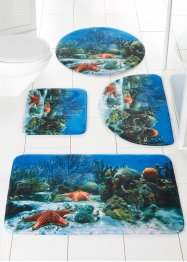 "Tappetino per bagno ""Reef"" in memory foam, bpc living bonprix collection"