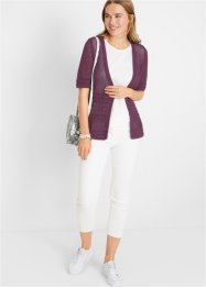Cardigan traforato, bpc bonprix collection