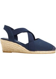 Sandali con zeppa, bpc bonprix collection