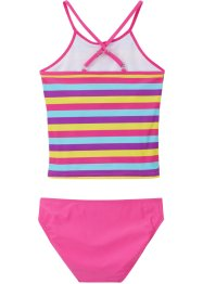 Tankini bambina (set 2 pezzi), bpc bonprix collection