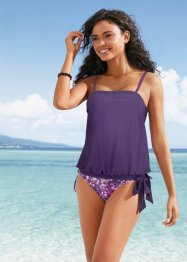 Top per tankini ad asciugatura rapida, bpc bonprix collection