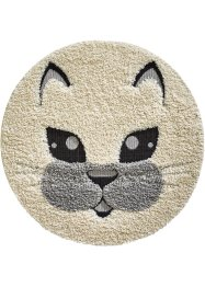 Tappeto  rotondo con gatto, bpc living bonprix collection