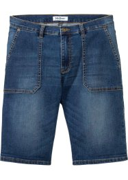 Bermuda in jeans multistretch regular fit, John Baner JEANSWEAR