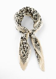 Foulard plissettato, bpc bonprix collection
