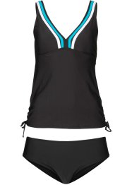 Tankini con lycra (set 2 pezzi), bpc bonprix collection