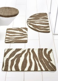 Tappeto da bagno in fantasia animalier, bpc living bonprix collection