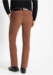 Pantaloni chino in velluto regular fit, bpc selection