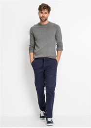 Pantaloni con tasca sulla gamba regular fit, bpc bonprix collection