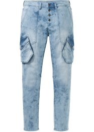 Jeans elasticizzati loose fit tapered, RAINBOW
