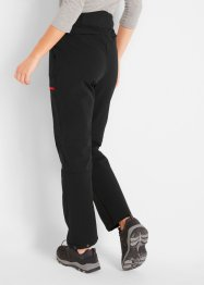 Pratici pantaloni elasticizzati in softshell, bpc bonprix collection