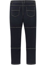 Jeans worker elasticizzati comfort regular fit straight, bpc bonprix collection