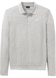Polo a maniche lunghe taglio comfort, bpc bonprix collection