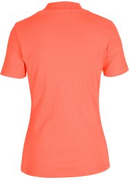 Maglia a costine con colletto alto, bpc bonprix collection