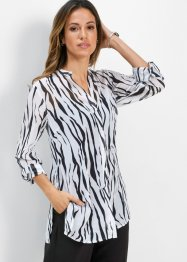 Camicia lunga in chiffon, bpc selection