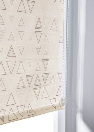 Tenda a rullo filtrante in fantasia grafica, bpc living bonprix collection