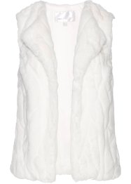 Gilet in pelliccia sintetica, bpc selection