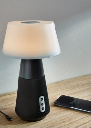 Lampada da tavolo USB e speaker bluetooh, bpc living bonprix collection