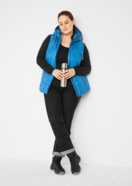 Gilet trapuntato moderno, bpc bonprix collection