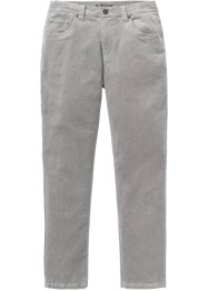 Pantaloni in velluto elasticizzato regular fit, bpc selection