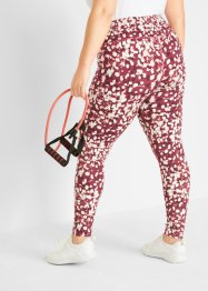 Leggings sportivi modellanti in tessuto superstretch, bpc bonprix collection