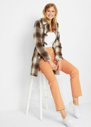 Pantaloni con cinta comoda straight, bpc bonprix collection