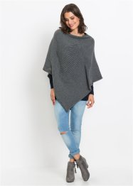 Poncho con stella, bpc bonprix collection