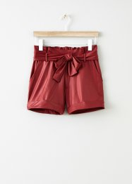 Shorts in similpelle, RAINBOW