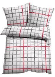 Biancheria da letto a quadri, bpc living bonprix collection