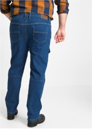 Jeans elasticizzati regular fit straight, John Baner JEANSWEAR