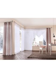 Tenda con bordo in pizzo, bpc living bonprix collection