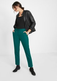 Pantaloni con cinta elastica in TENCEL® Lyocell, bpc bonprix collection