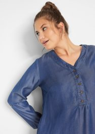 Abito tunica in TENCEL® Lyocell, bpc bonprix collection