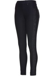 Jeggings termici con strass, bpc selection