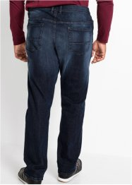 Jeans elasticizzati con taglio comfort regular fit straight, bpc bonprix collection